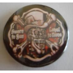 Badge Skull - Sworn to fun