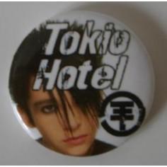 Badge Tokio Hotel - Bill