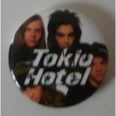 Badge Tokio Hotel - Groupe