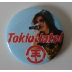 Badge Tokio Hotel