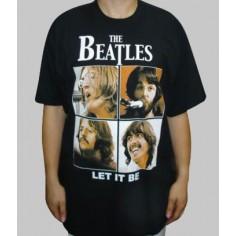 T-shirt Beatles - Let it be
