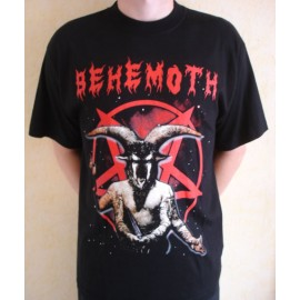 T-shirt Behemoth