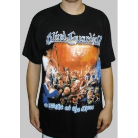 T-shirt Blind Guardian - A night at the Opera