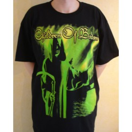 T-shirt Children of Bodom - Silent night