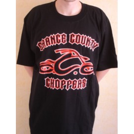T-shirt Choppers - Orange county