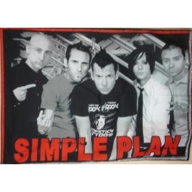 Drapeau Simple Plan