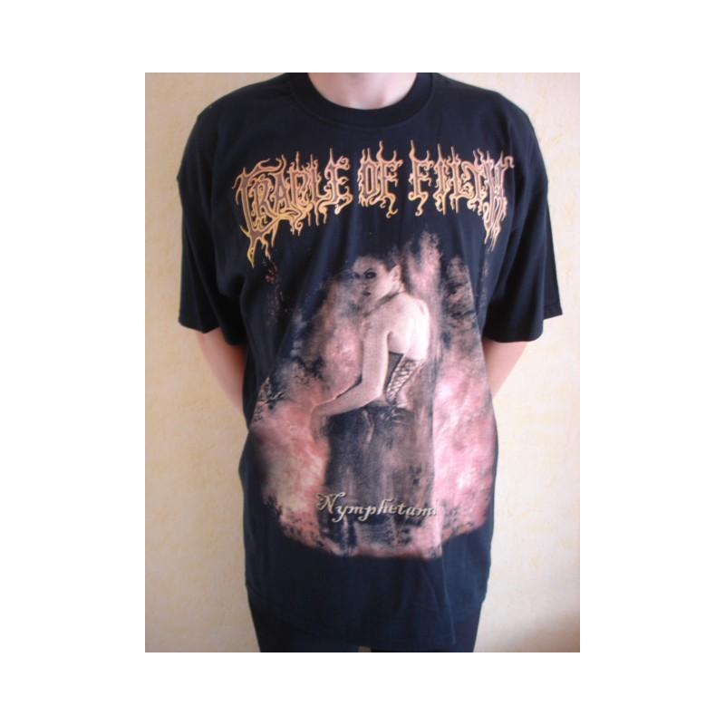 t shirt cradle of filth nymphetamine exclusively on. Black Bedroom Furniture Sets. Home Design Ideas