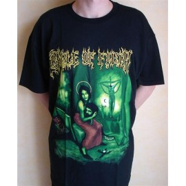 t shirt cradle of filth thornography exclusively on. Black Bedroom Furniture Sets. Home Design Ideas
