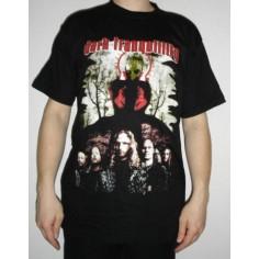 T-shirt Dark Tranquillity