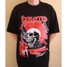 T-shirt Exploited