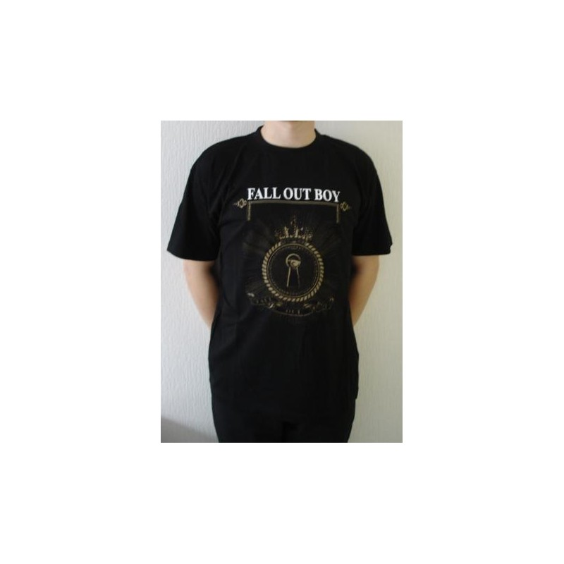 t shirt fall out boy exclusively and for cheap on