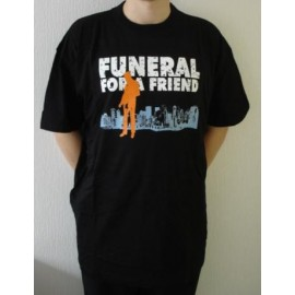T-shirt Funeral for a Friend
