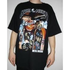 T-shirt Helloween - Metal Jukebox