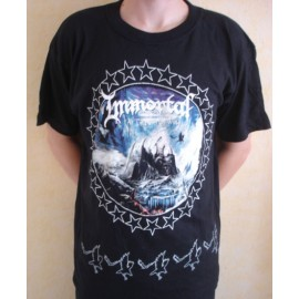 T-shirt Immortal - At the heart of Winter