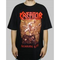 T-shirt Kreator - Pleasure to kill