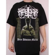 T-shirt Marduk - Panzer division