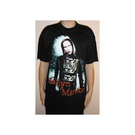 t shirt marilyn manson exclusively and for cheap on. Black Bedroom Furniture Sets. Home Design Ideas