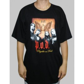 T-shirt P.O.D - Payable on death