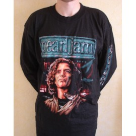 T-shirt Pearl Jam [manches longues]