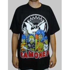 T-shirt Ramones