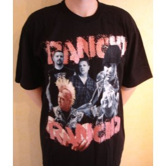 T-shirt Rancid