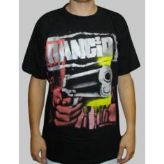 T-shirt Rancid - Gun