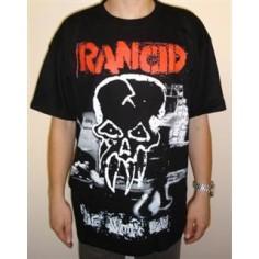T-shirt Rancid - Life won't wait