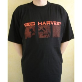 T-shirt Red Harvest
