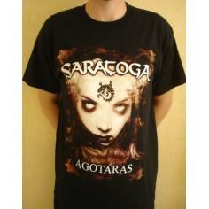 T-shirt Saratoga - Agotaras