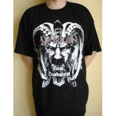 T-shirt Satyricon - Now diabolical