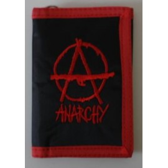 Portefeuille avec chaine Anarchy
