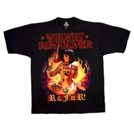 T-shirt Velvet Revolver [Liquid Blue]