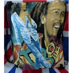 Backpack Bob Marley