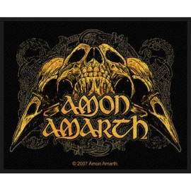 Ecusson Amon Amarth