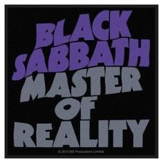 Ecusson Black Sabbath - Master of Reality