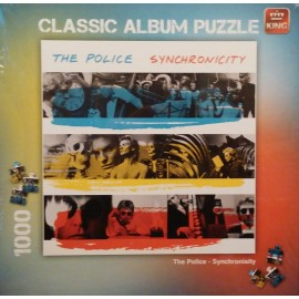 Puzzle Police - Synchronisity