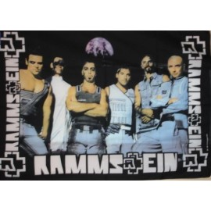 Drapeau Rammstein