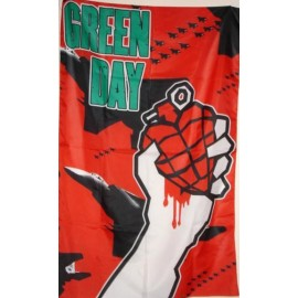 Flag Green Day