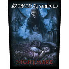 Patch Avenged Sevenfold - Nightmare [Back patch]