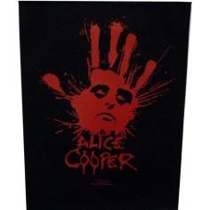 Ecusson Alice Cooper (Dossard)