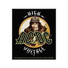 Ecusson AC/DC - High voltage