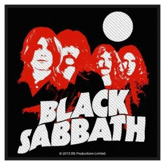 Ecusson Black Sabbath