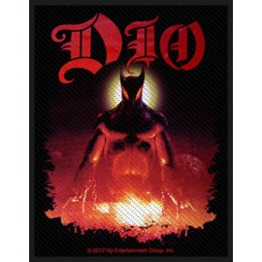 Ecusson Dio - The last in  line