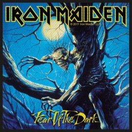 Patch Iron Maiden - Fear of the Dark