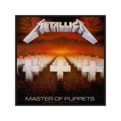 Ecusson Metallica - Master of Puppets