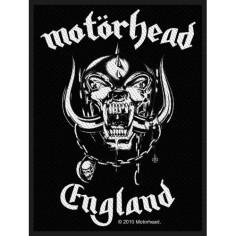 Ecusson Motörhead - England