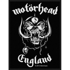 Patch Motörhead - England