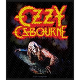 Ecusson Ozzy Osbourne - Bark at the moon