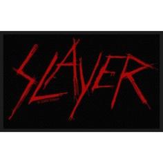 Ecusson Slayer - Scrached logo