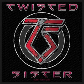 Ecusson Twisted Sister